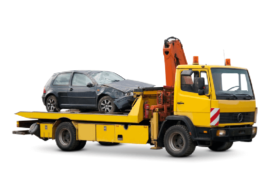 koccanásos autó mentése Halmierdő