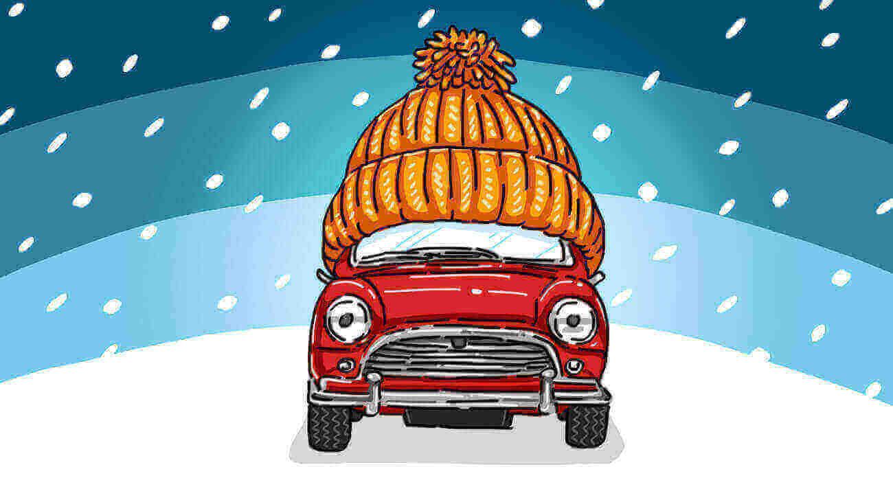 Autó felkészítése télre