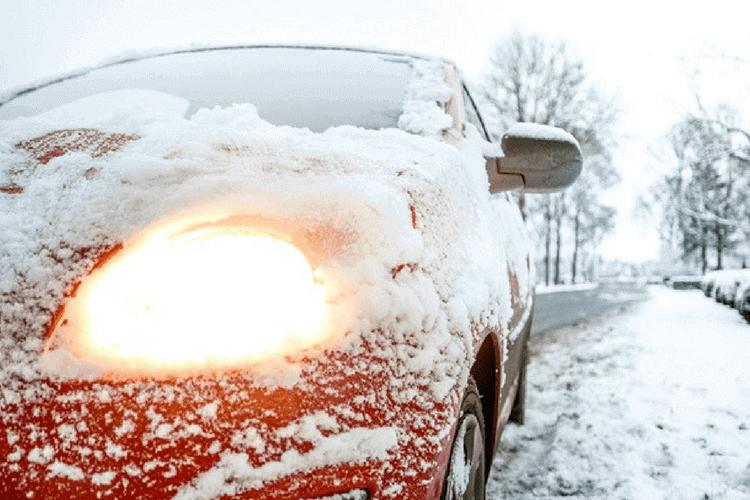 Autó téli felkészítése