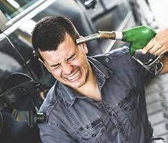 dízel autóba benzin kerül