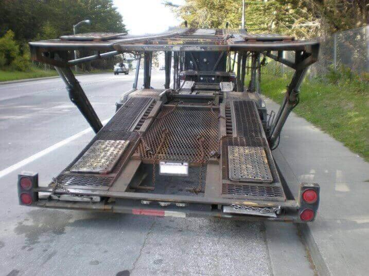 nemzetközi tréleres szállítás